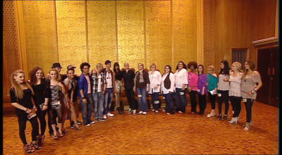 X Factor Top 18 Neu