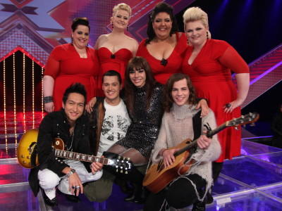 X Factor Songs Liveshow 5