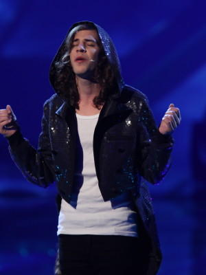 X Factor Sarah Connors emotionalste Momente
