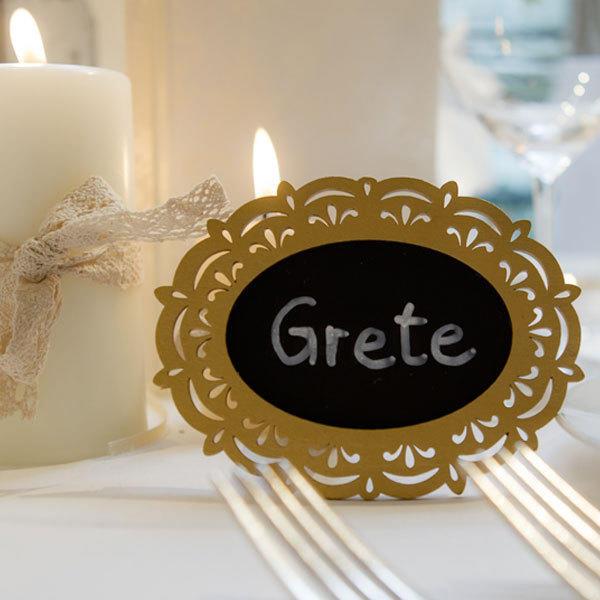 Hochzeitsdeko tischdekoration in gold for Hochzeitsdeko gold