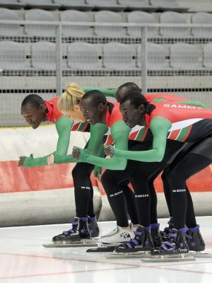 Real Cool Runnings Galerie Training
