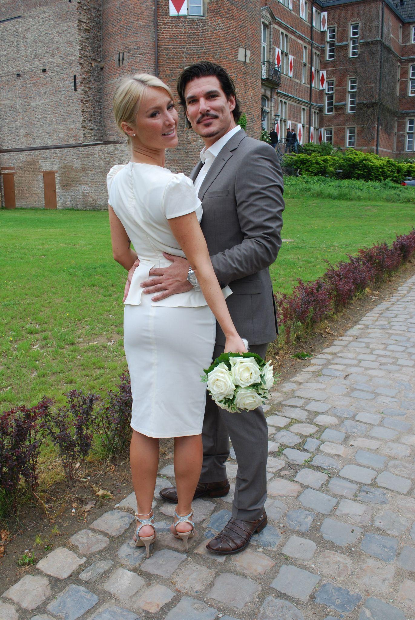 Auswanderer Chis Töpperwien: Bilder von der Hochzeit