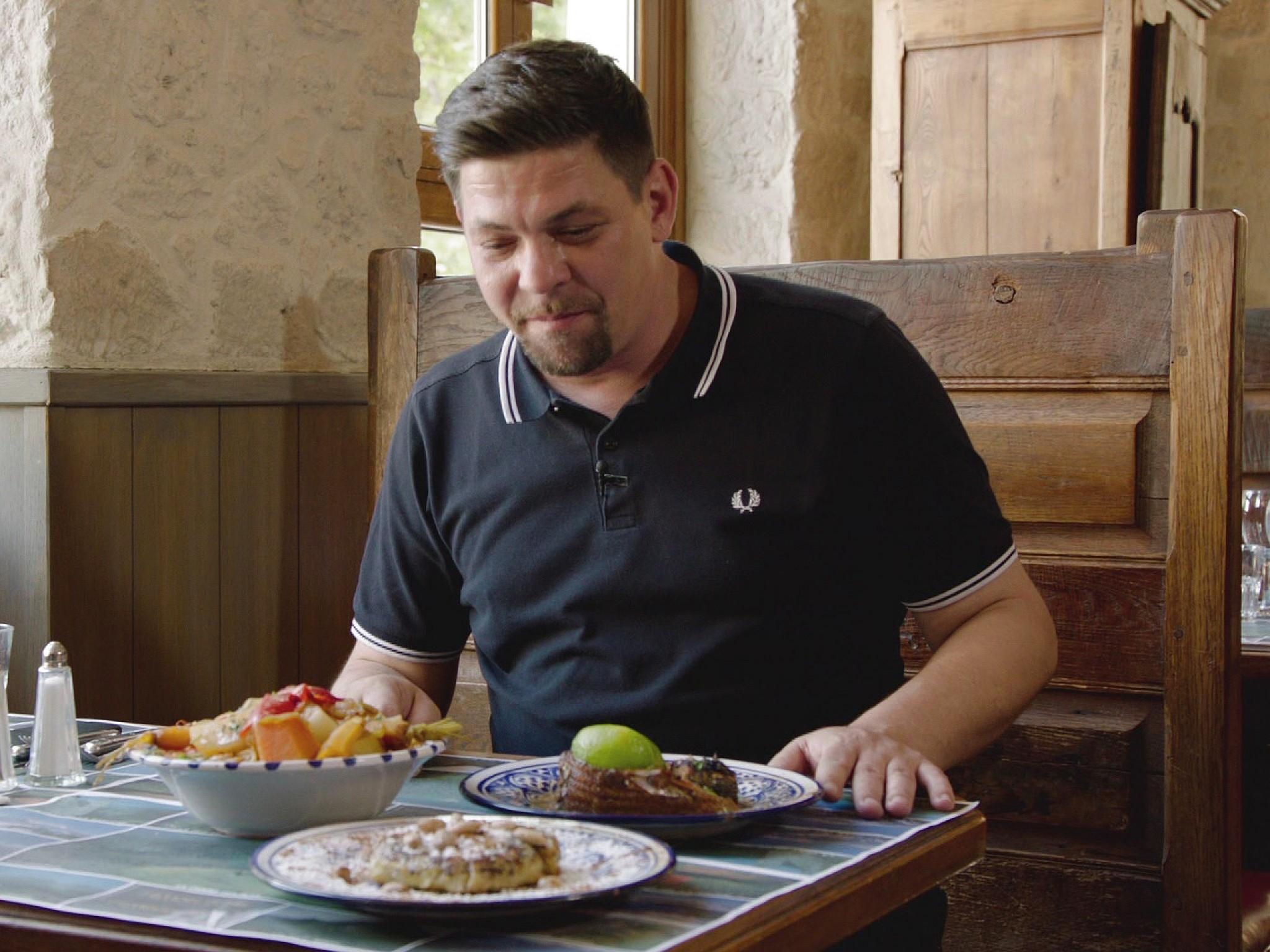 Kitchen Impossible - Staffel 1 - Folge 2 - Zutatenliste