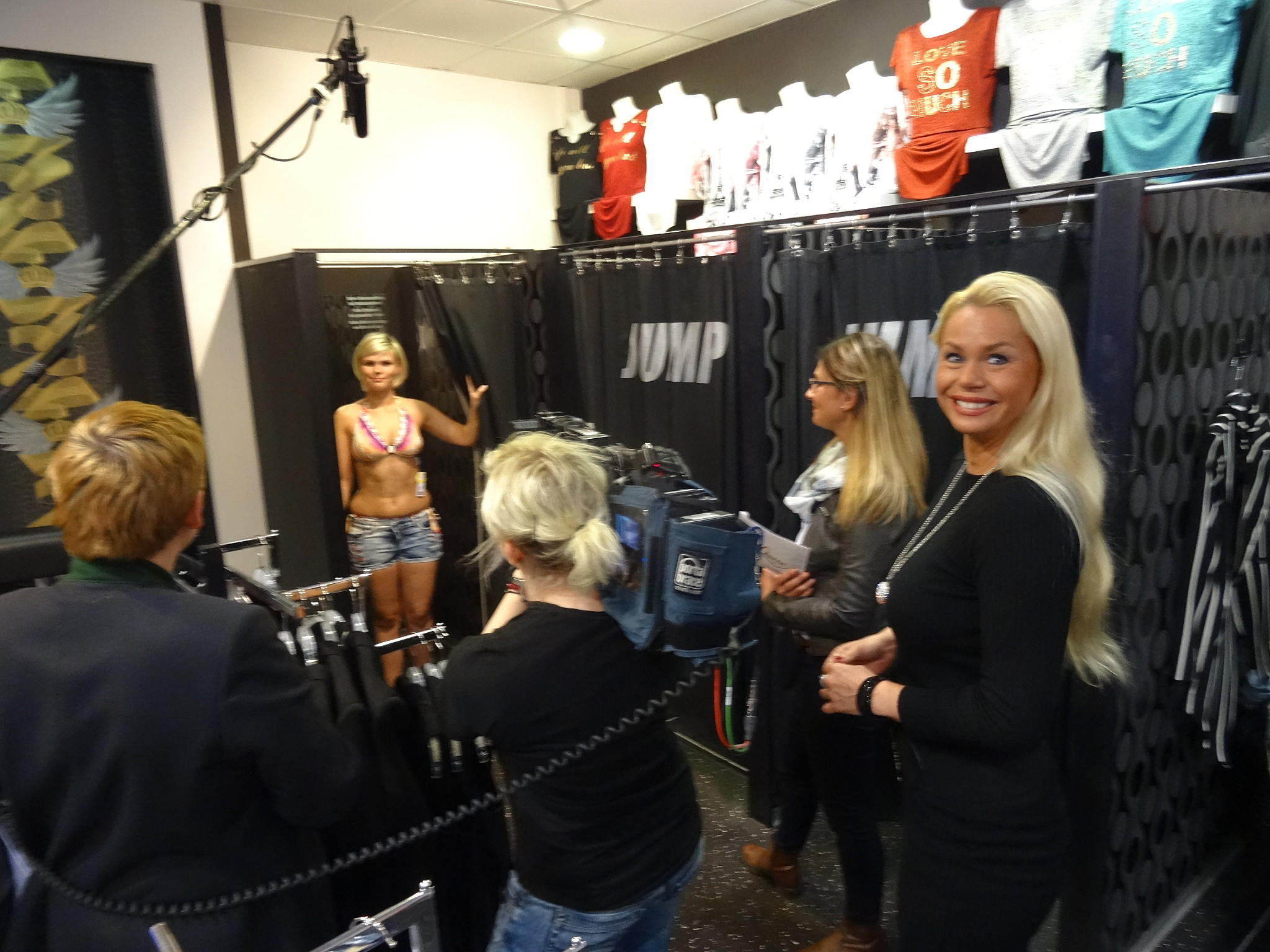 Shopping Queen: Backstage in Rostock