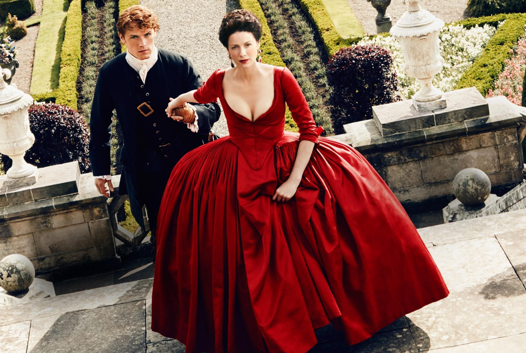 Outlander Staffel 2