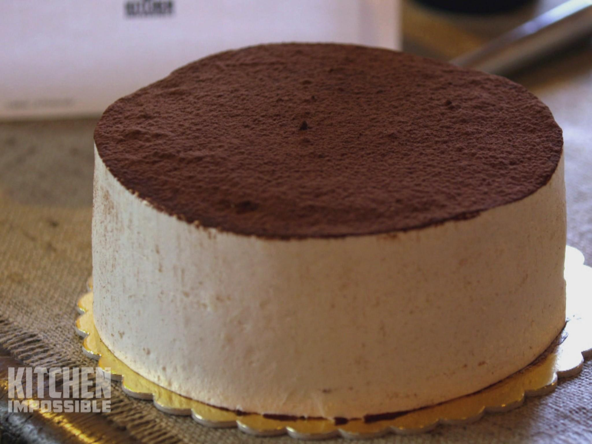 kitchen impossible tiramisu