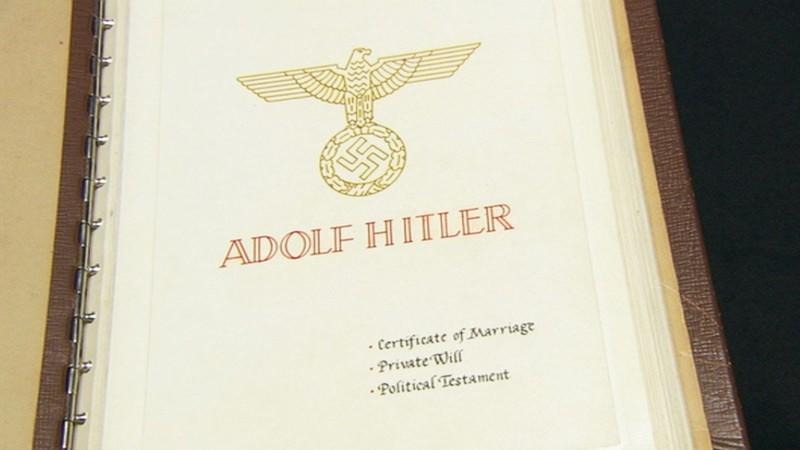 Hitlers Testament