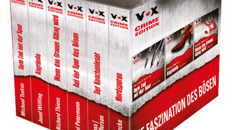 VOX Crime Edition 2011 - True Crime Thriller