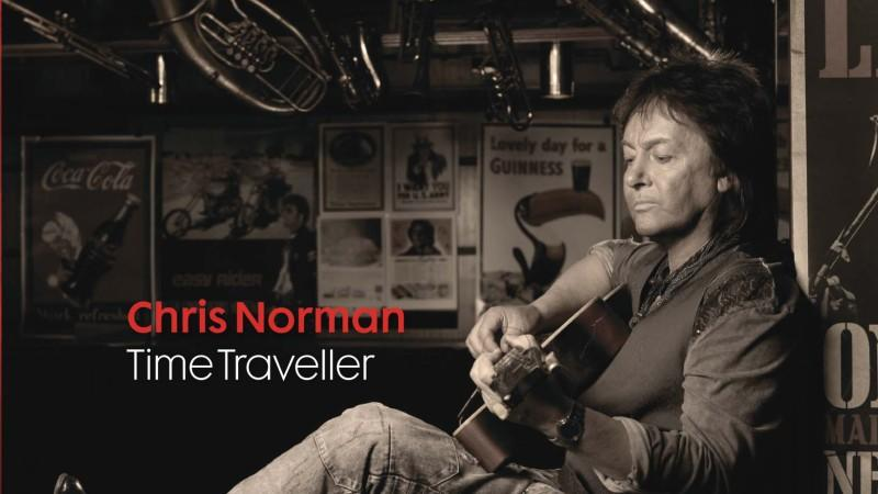"""Time Traveller"" - das neue Album von Chris Norman"