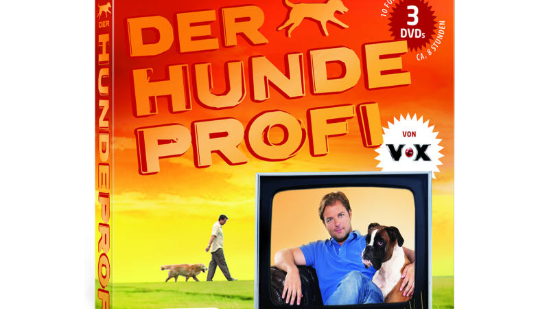 DVD-Cover: Der Hundeprofi Vol.2