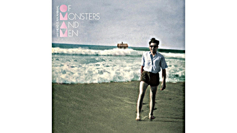 "Die neue isländische Band ""Of Monsters And Men"""