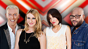 X Factor 2012 - offenes Casting