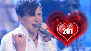 X Factor 2012: Rune knacken Heartbeat-Highscore