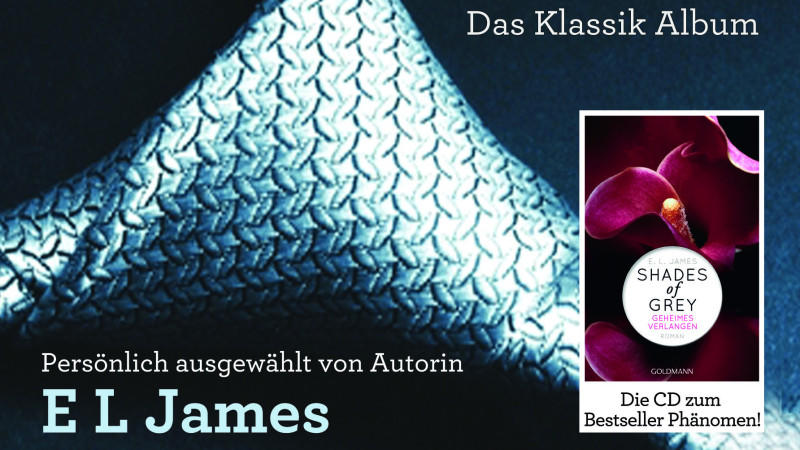 Das Klassik-Album zur Shades-of-Grey-Trilogie.