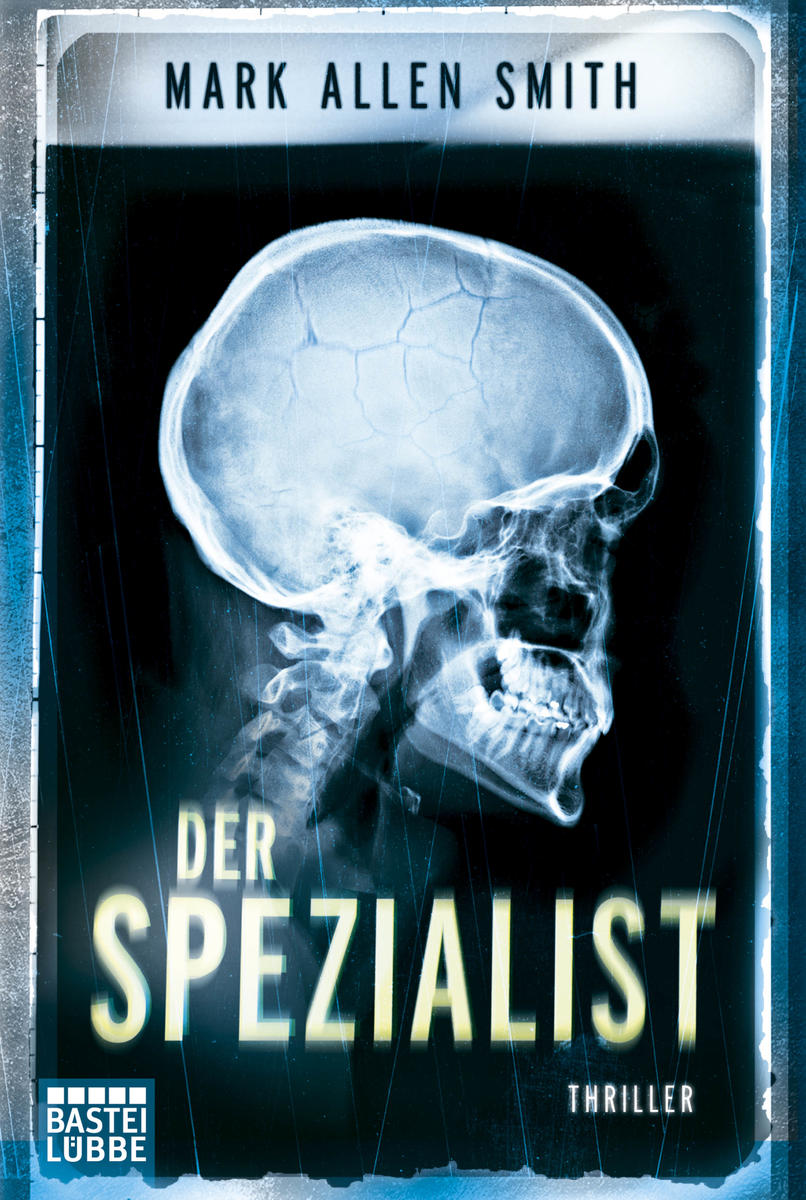 "VOX Top-Thriller ""Der Spezialist"" von Mark Allen Smith"