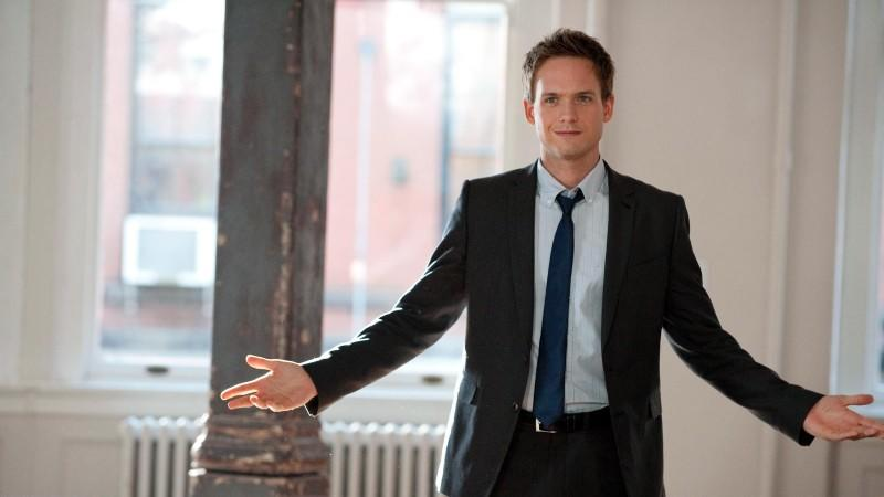 Mike Ross (Patrick J. Adams)