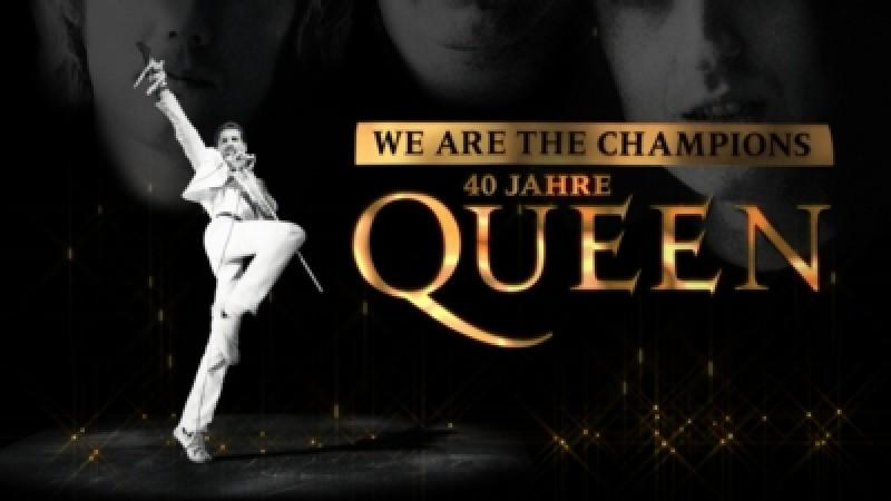 Das Doku-Event: We are the Champions - 40 Jahre Queen