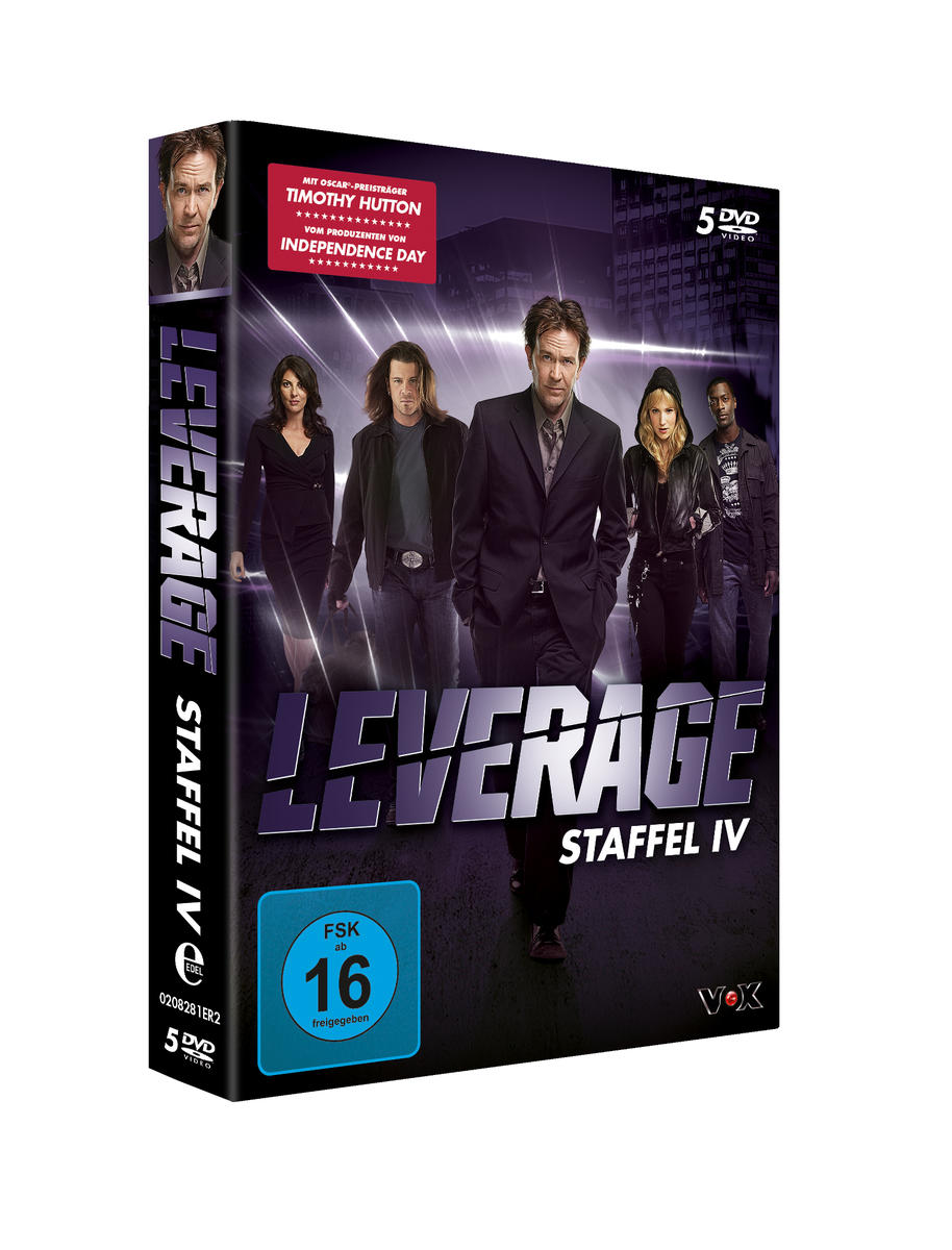 Leverage: 4. Staffel