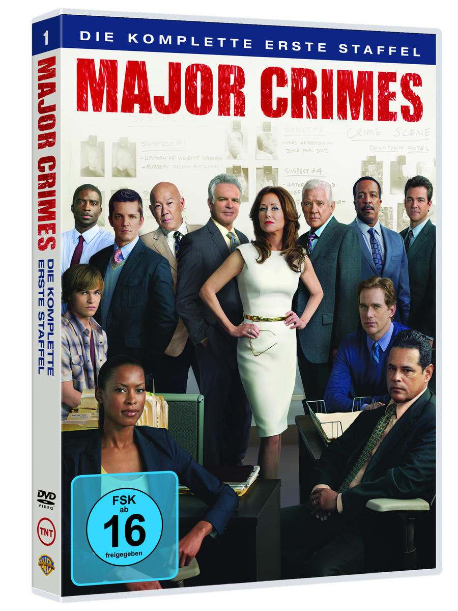 Major Crimes Gewinnspiel
