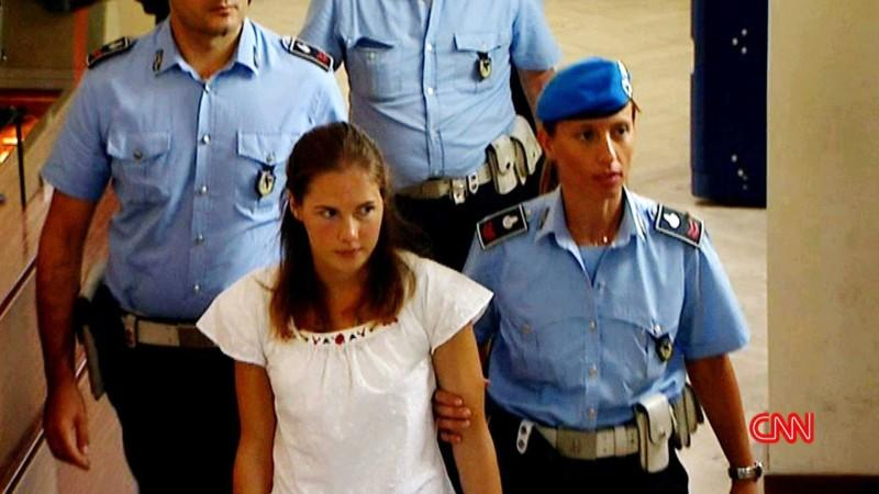 Amanda Knox VOX/Scott Free Productions 2014