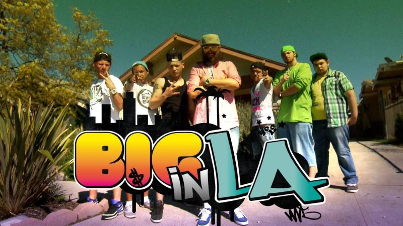 "Die neue Hip-Hop-Soap ""Big in LA"""