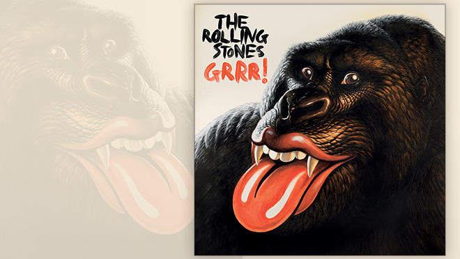 The Rolling Stones: GRRR! Die Greatest Hits Collection