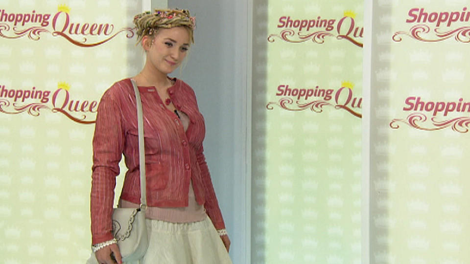 Shopping Queen, Shopping Queen Kassel, Kandidatin Krissi