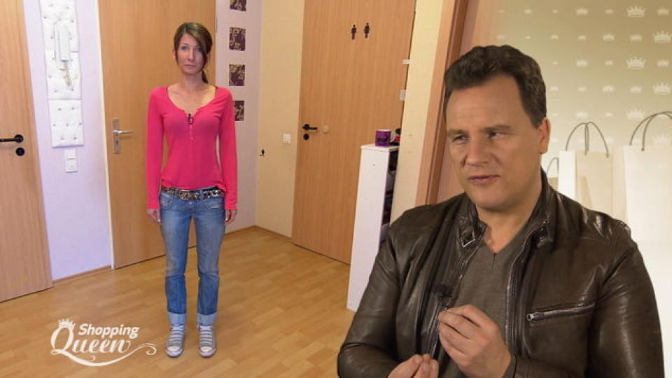 "Sabine im Style-Check bei ""Shopping Queen"""