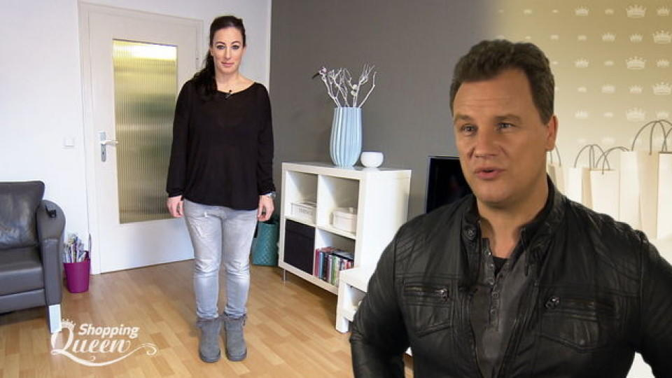 "Anika im Style-Check bei ""Shopping Queen"""