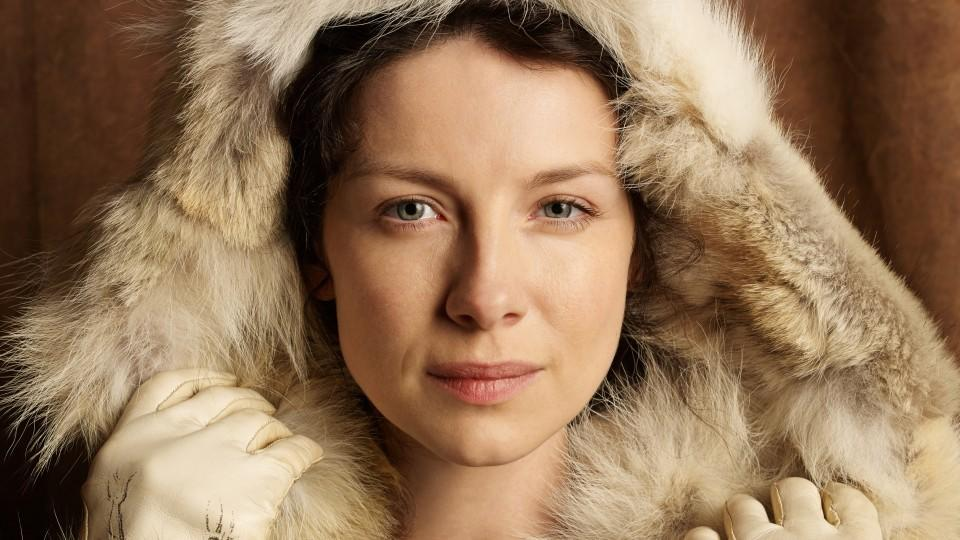 Caitriona Balfe als Claire Randall