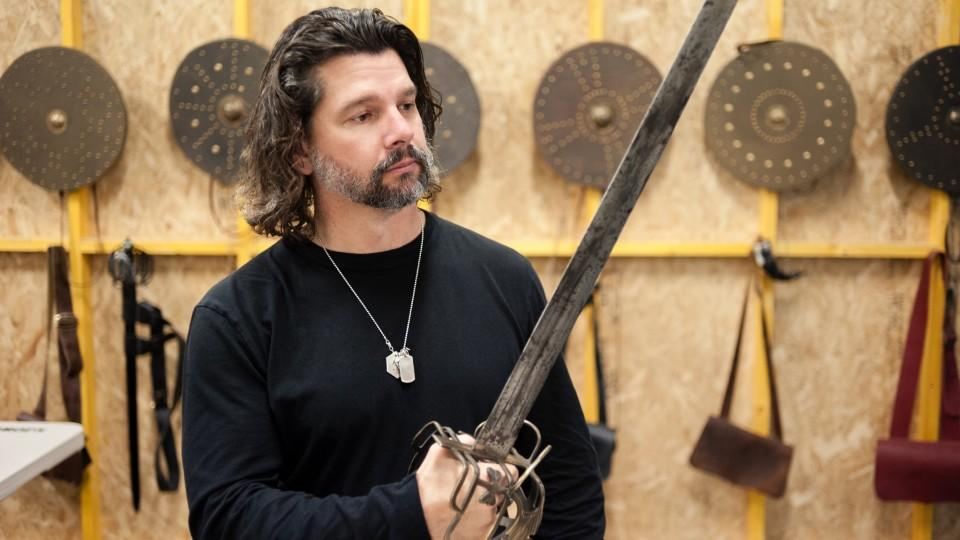 Outlander: Executive Producer Ronald D. Morre im Interview