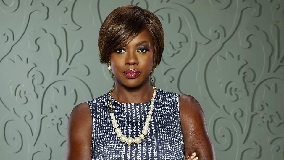 """How to get away with murder"": Schauspielerin Viola Davis im Interview"