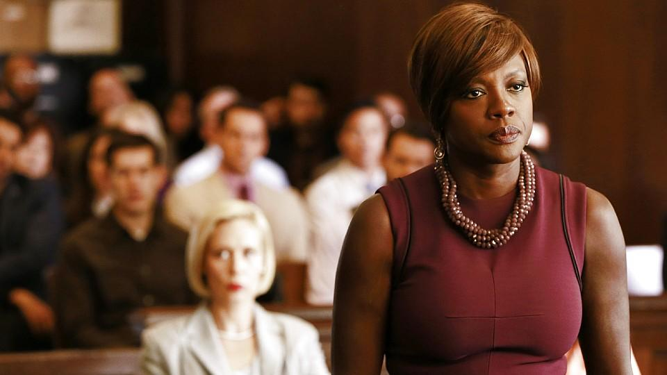 """How to get away with murder"": Viola Davis als Annalise Keating"