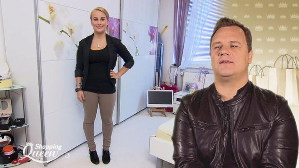 "Jenny im Style-Check bei ""Shopping Queen"""
