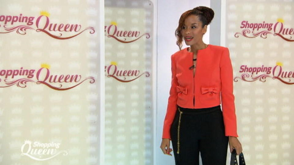 "Manty auf dem Catwalk bei ""Shopping Queen"""