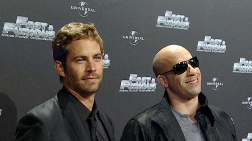 Doppelter Tribut an Paul Walker!