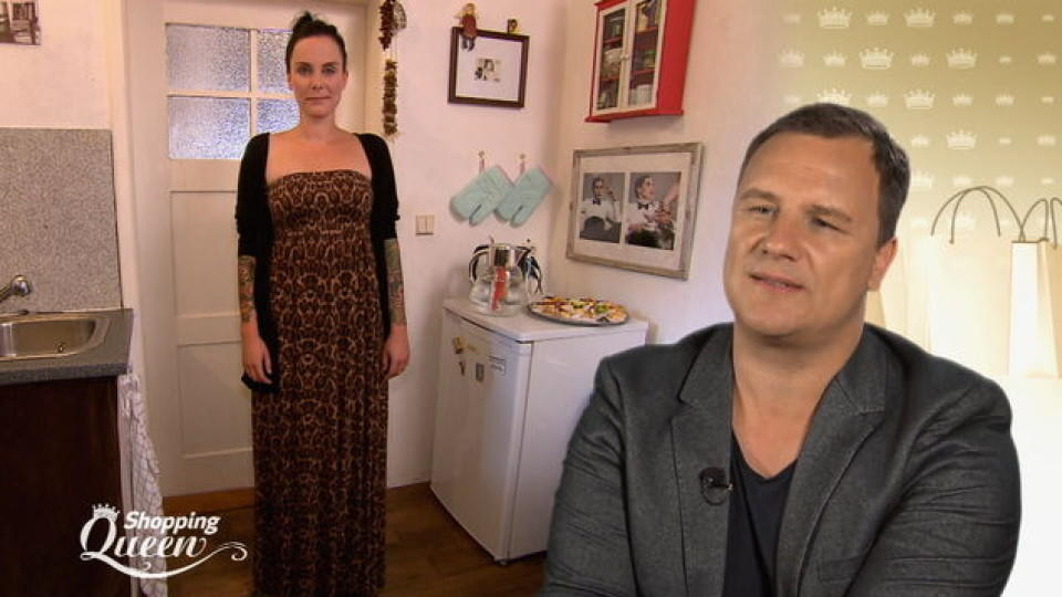 "Anne im Style-Check bei ""Shopping Queen"""