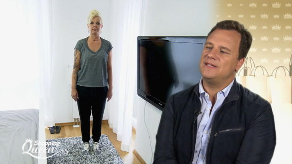 "Michaela im Style-Check bei ""Shopping Queen"""