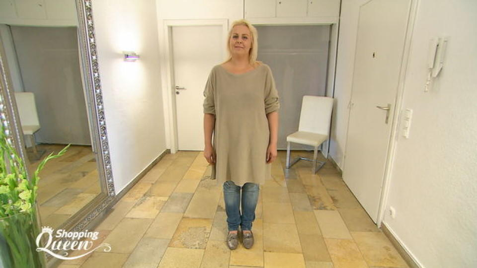 "Pauline im Style-Check bei ""Shopping Queen"""