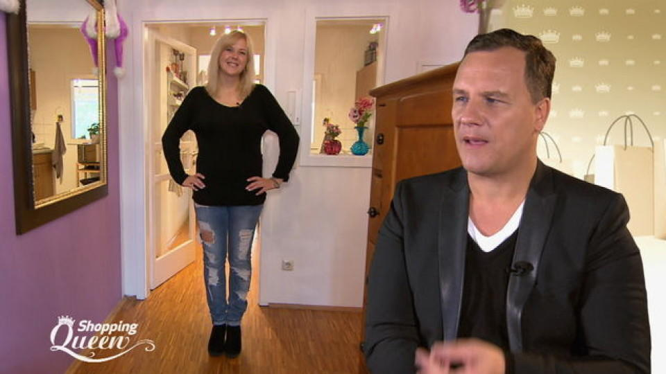 "Laura im Style-Check bei ""Shopping Queen"""