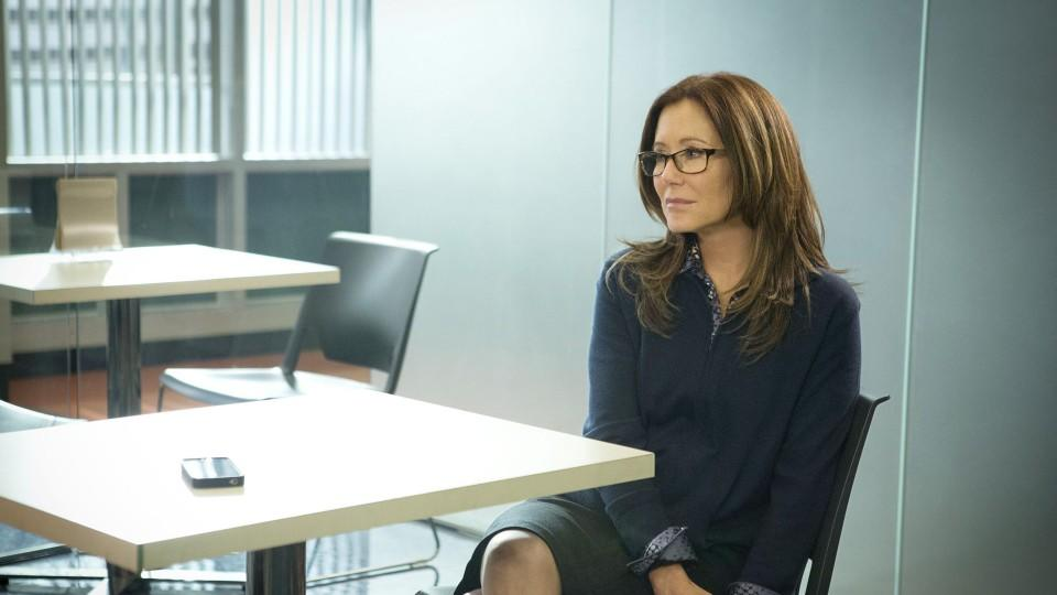 Major Crimes: Captain Sharon Raydor (Mary McDonnell)