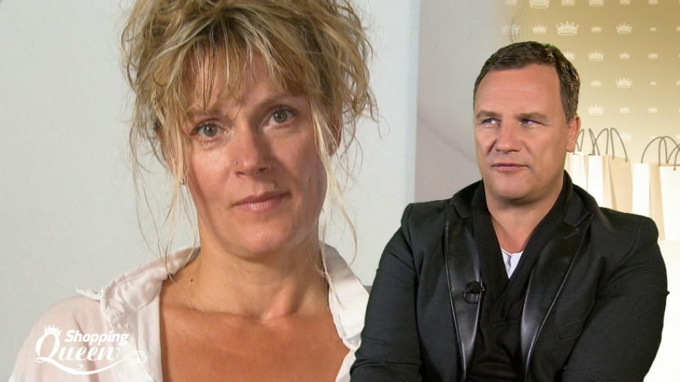 "Guido Maria Kretschmer und Alex bei ""Shopping Queen"""