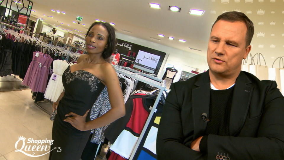 "Vaklerie bei ""Shopping Queen"""