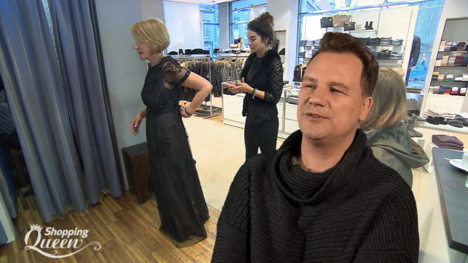 "Anja bei ""Shopping Queen"""