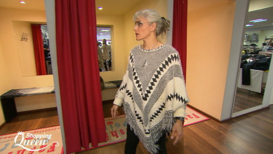 "Simone bei ""Shopping Queen"""
