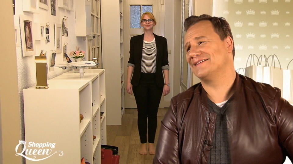 "Kandidatin Paetzi im Style-Check bei ""Shopping Queen"""