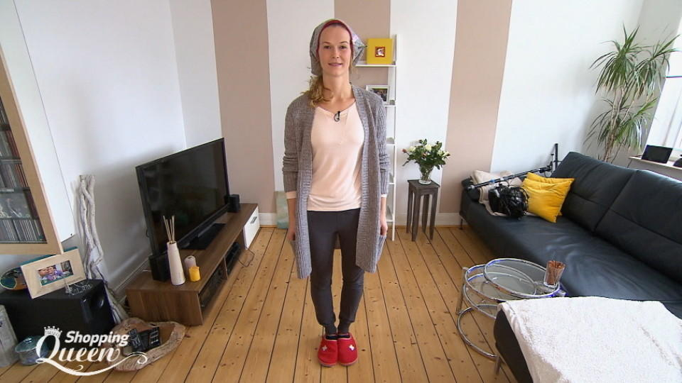 "Doreen im Style-Check bei ""Shopping Queen"""