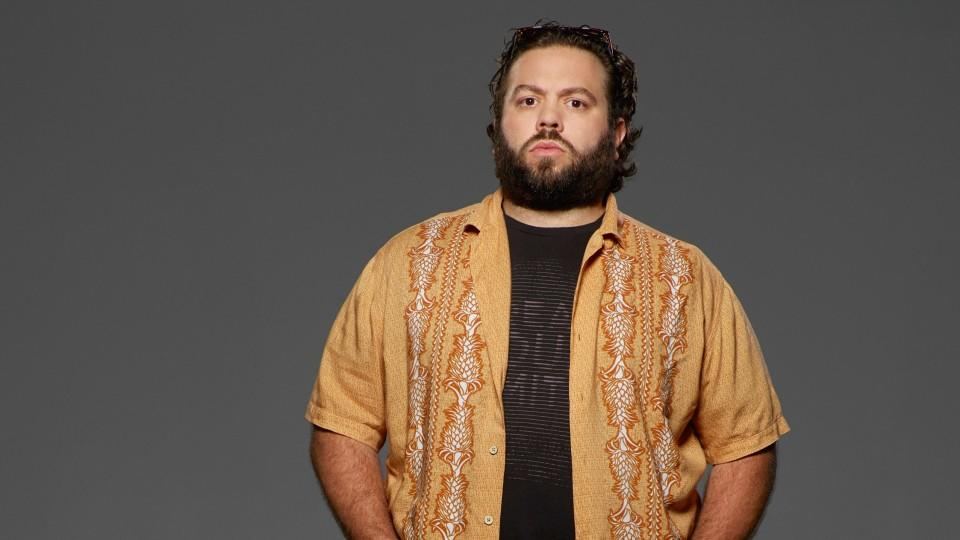 Secrets and Lies: Dan Fogler in der Rolle des Dave Lindsey