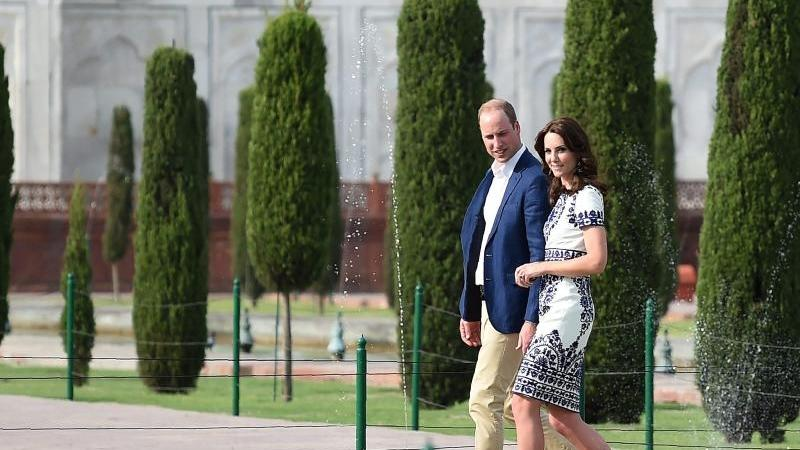 William + Kate
