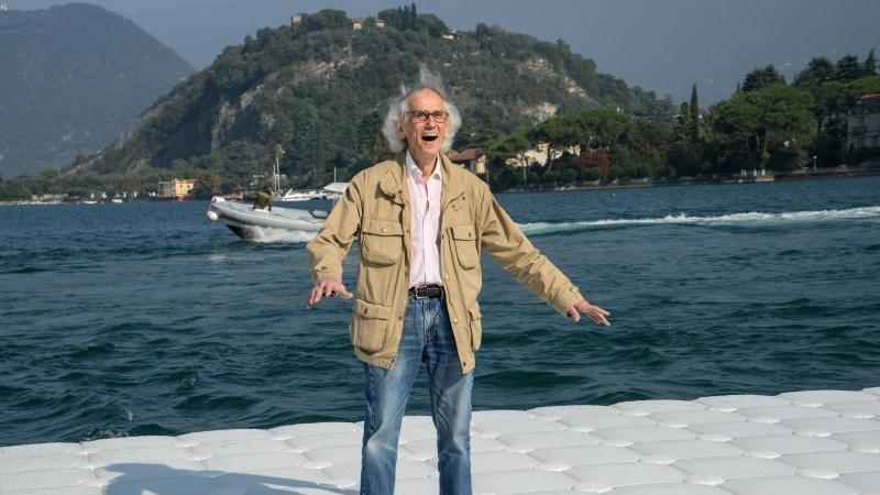 "Christo - ""The Floating Piers"""